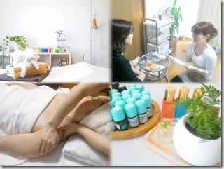 $東京 羽村のアロマで肩こり・冷え性解消の女性専用サロン