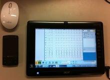 パソコンと医療