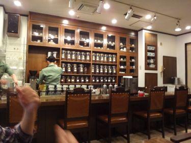 横浜発 驢馬人の美食な日々-bach-kaffee02