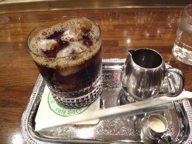 横浜発 驢馬人の美食な日々-bach-kaffee03
