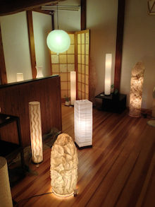 杜建築設計室&杜蘭丸…&藤丸-美濃和紙行燈