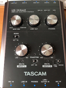$MurphyのMy Favorite Movies-TASCAM