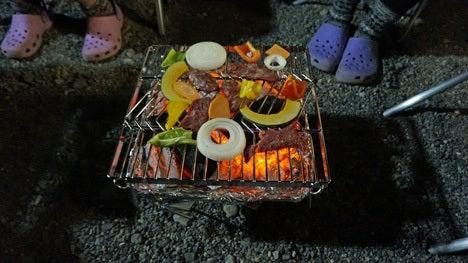 ワンコを連れて!子供と一緒にキャンプに行こう!-2013.9.28オーキャン宝島28