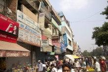 有限会社 栗原美術のブログ-インド看板2