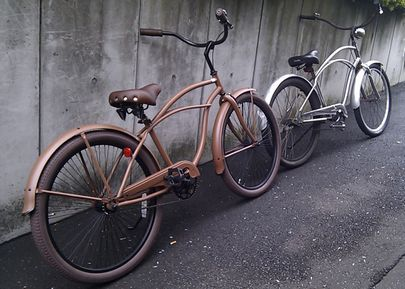 ... 自転車屋「サイクルプラス」の