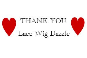 Lace Wig Dazzle 店長BLOG ~医療用ウィッグ・ファッションウィッグ・自然なウィッグ~