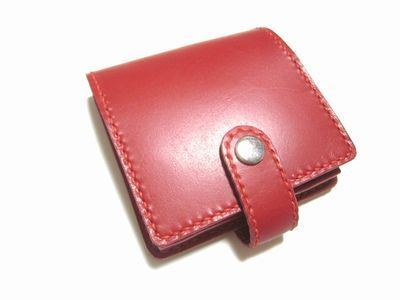 OXIO-CRAFT(オキクラ)の「革雑貨」制作日記-付箋ケース