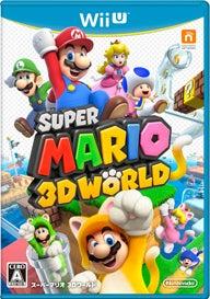 Wii U スーパーマリオ 3Dワールド