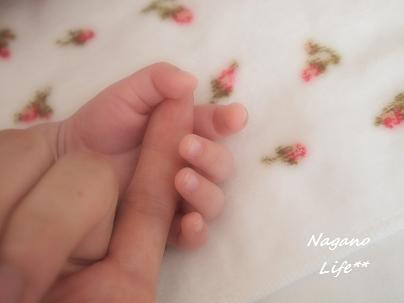 Nagano Life**-握手