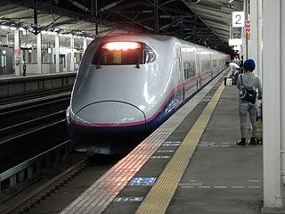 晴れのち曇り時々Ameブロ-白石蔵王駅にて