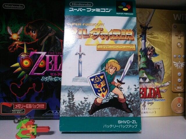 祝『ゼルダの伝説 神々のトライフォース2』発売決定!|レトロでジャンクなゲームブログ