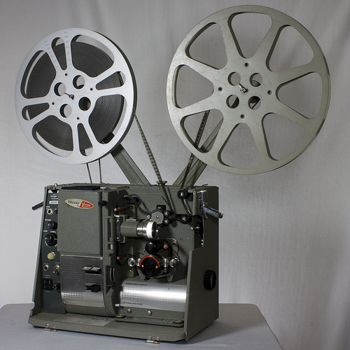 Kalart-Victor 70-25 16mm sound movie projector - 無料写真検索fotoq