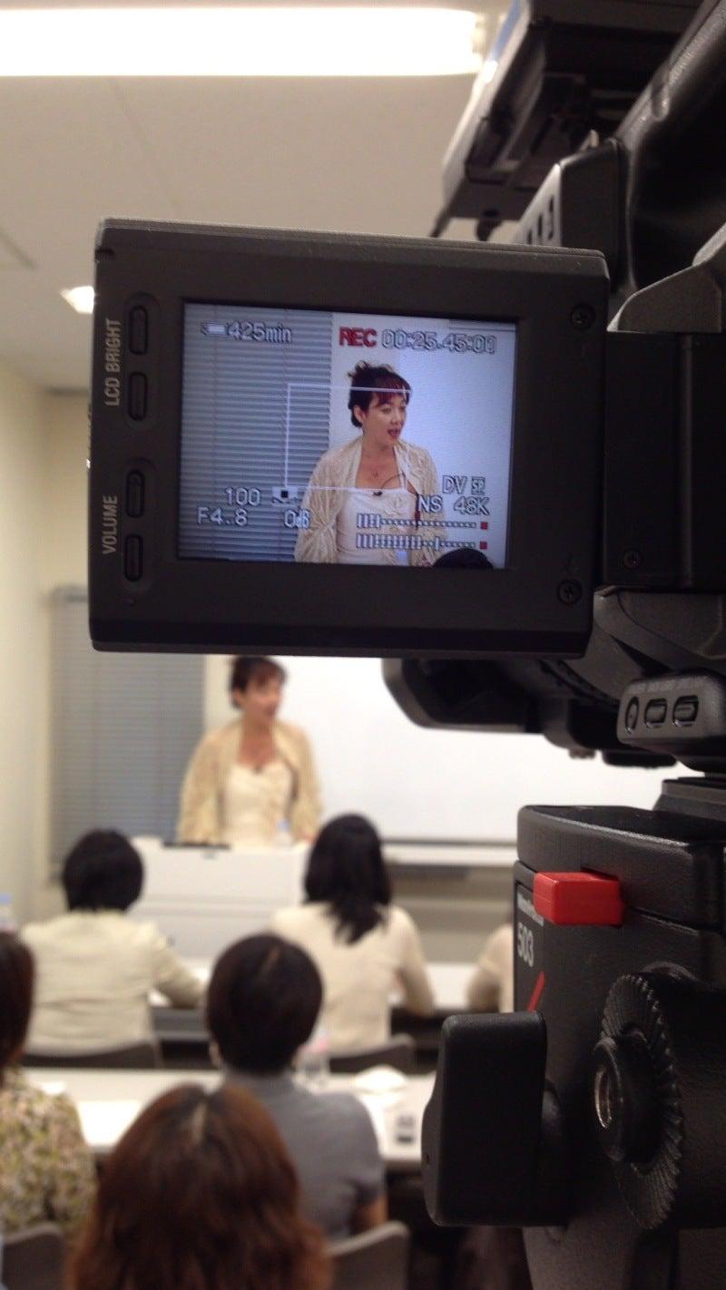 セミナー講師の売り上げ4倍にする!セミナーDVD・動画活用法-川相ルミさん