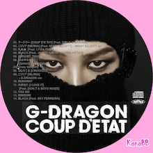 dragon   COUP D ...G Dragon 2013 Coup Detat