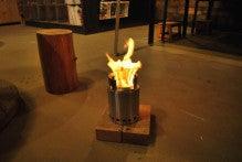 楽園管理人アツシの絵日記-ソロストーブ タイタンの火力 比較01