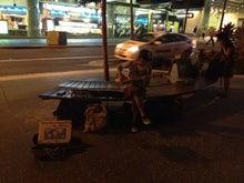 $世界一周ストリートライブの旅