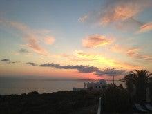 ??まつゆき??のブログ-ibiza sun set