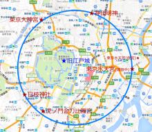 新東京五社