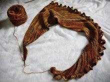 $編み物とビーズと時々いぬ