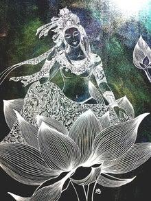 $☾☆神仏画家 月永悠☆°゜仏の祈り∝神々の願い ~夢と願いは叶う~