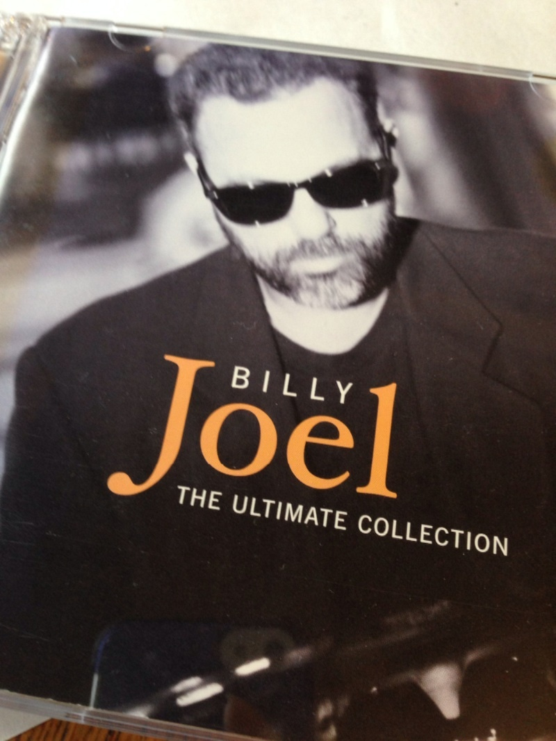 Billy Joel Ultimate Collection: BILLY JOEL THE ULTIMATE COLLECTION ☆ダウニーJr.☆のブログ