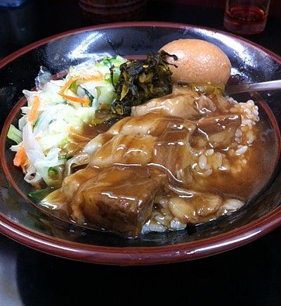 ハマ食-扣肉飯