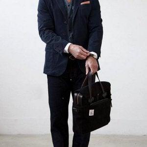 フィルソン filson バッグ取扱店舗 フィルソンスタイル の店長のこだわり日記-フィルソン アポリス ブリーフケース モデル