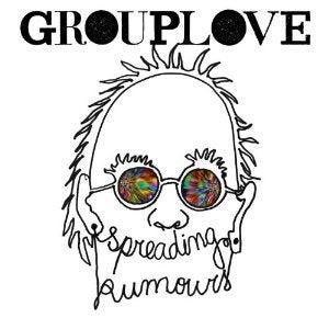 SNOW BLIND WORLD-Grouplove