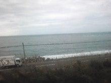 $メイブレラン潟さんのブログ-海沿い