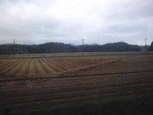 $メイブレラン潟さんのブログ-津軽の田園地帯