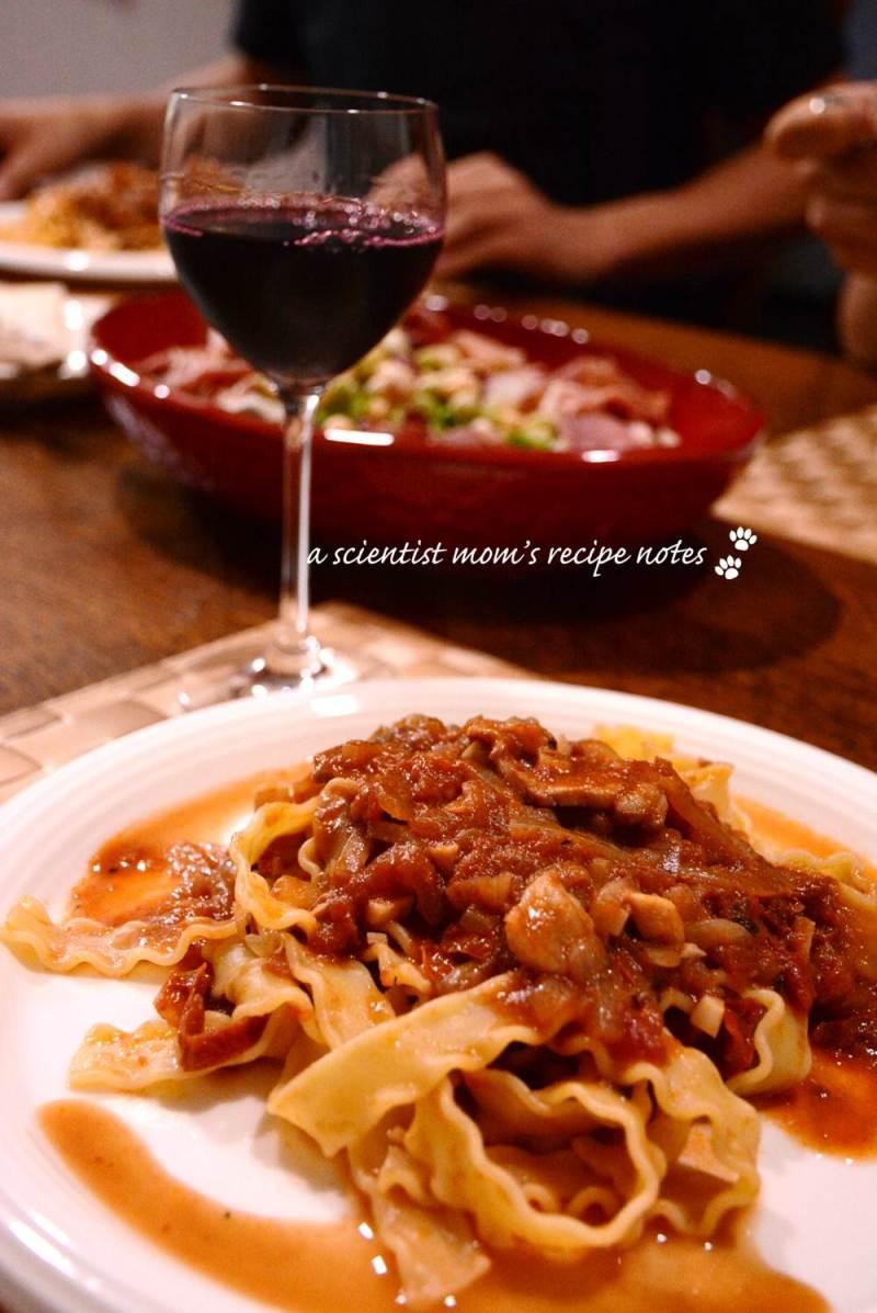 ワインと合うレシピ サントリー ワインスクエア