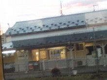 $メイブレラン潟さんのブログ-厨川駅