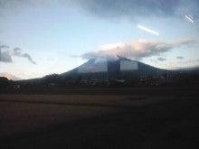 $メイブレラン潟さんのブログ-雲がかかった岩手山