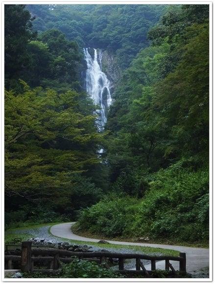 きょんのたわごと-神庭の滝1