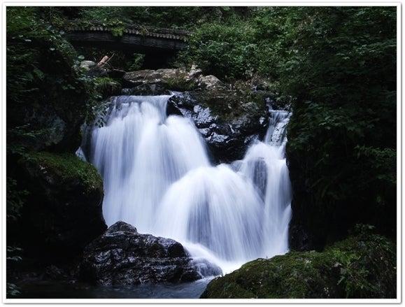 きょんのたわごと-神庭の滝3