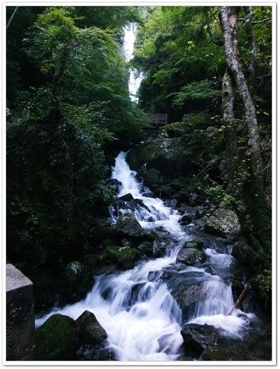 きょんのたわごと-神庭の滝5
