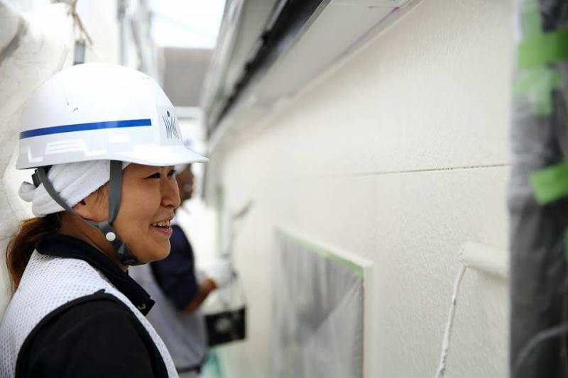 神奈川県相模原市の外壁塗装店      我が使命ここにあり!