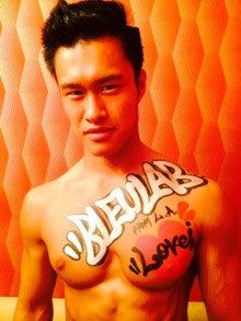 $AZI a.k.a. 橋本悠一郎オフィシャルブログ「OVER THE SCENE」 Powered by アメブロ-2013.10.19 BLEULAB ショー 01