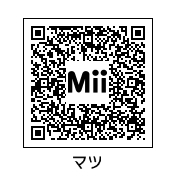トモダチコレクション (トモコレ) 芸能人 Mii ~作り方(作成画像)~-マツqr
