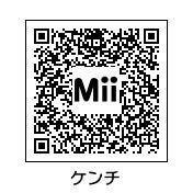 トモダチコレクション (トモコレ) 芸能人 Mii ~作り方(作成画像)~-ケンチqr