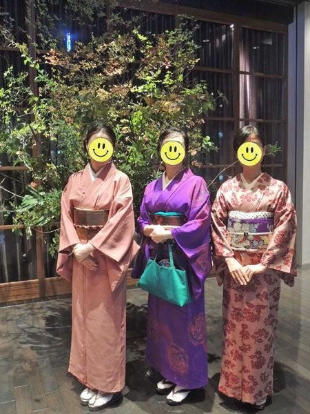$東京で着物ライフを楽しむ会 ~東京きものライフ~-着物サローネにて