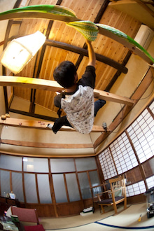 京町家を買って改修する男のblog-アウマクア モー ホールド 木製