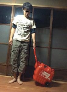京町家を買って改修する男のblog-石油タンク タイヤ
