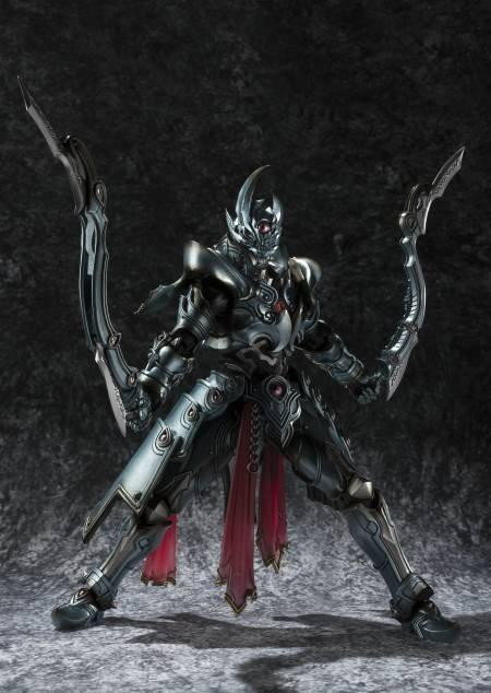 $GARO PROJECT 牙狼<GARO>最新情報-魔戒可動 天弓騎士ガイ
