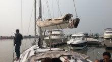 海南潜水 hainandivingのブログ-ヨット1
