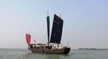 海南潜水 hainandivingのブログ-古代舟8