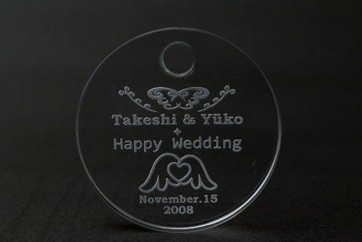 結婚式の両親へのプレゼントに《感謝メダル》~サプライズ記念品~