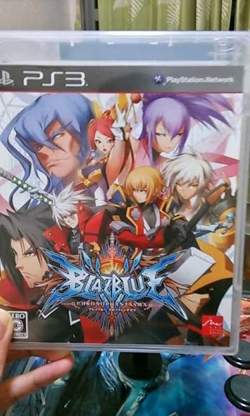 $ノエポイの 「Enjoy Gamer's Life!!」-blazblue