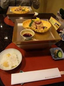 神戸のカラーリスト スタイリスト  トータル素敵プロデューサー☆みつこのブログ-松茸の土瓶蒸しランチ