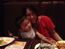 A day-by-day account of Ryoichi's & Junna's Life (諒一と潤奈の日々)-2013.08.20_5